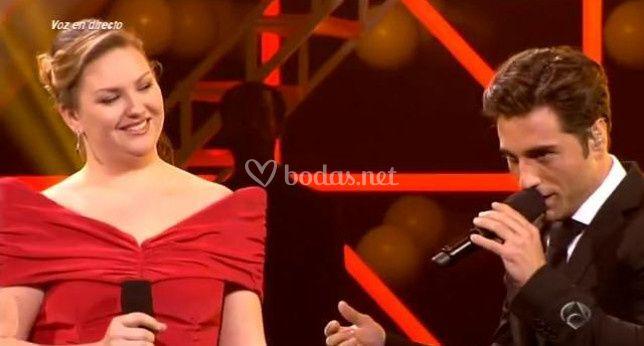 "Dana kozak-TalentShow ""Numero1"""