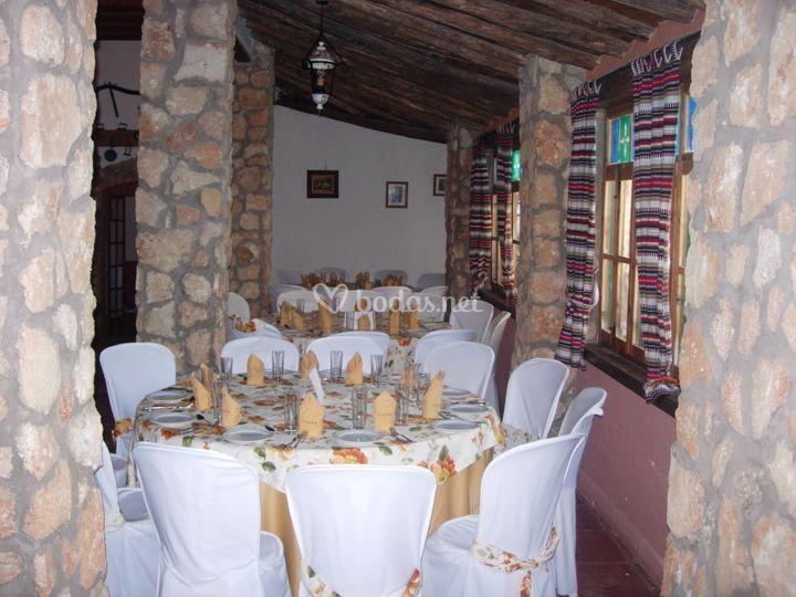 Rincón interior