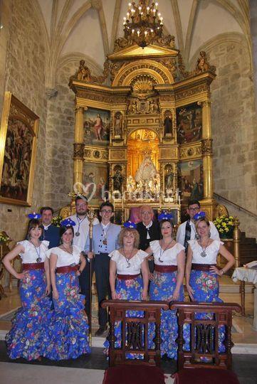 Misa Rociera de la Inmaculada