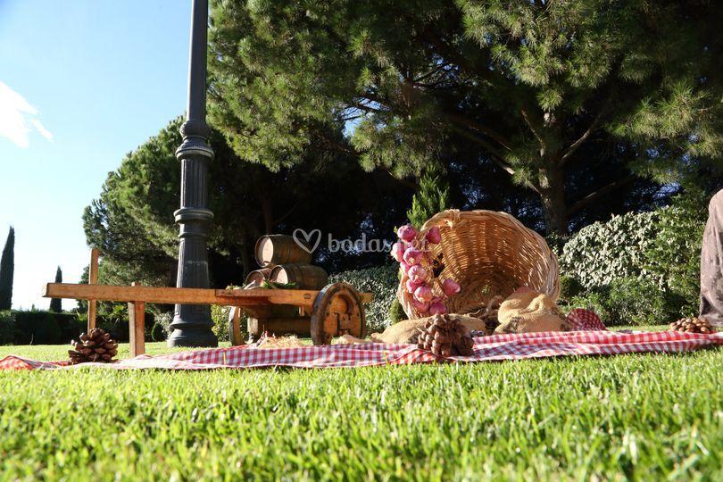 Decoraci n de jard n de quinta del alba foto 14 for Decoracion jardin granada