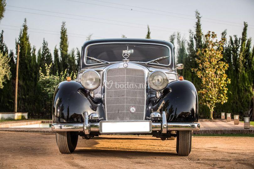 Mercedes 170 SD modelo 1953