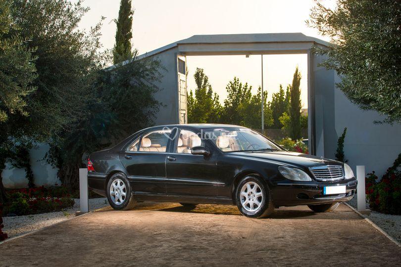 Mercedes s 500 largo