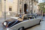 Daimler landaulette cabrio