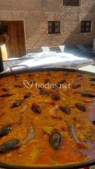 Paellas Monasterio