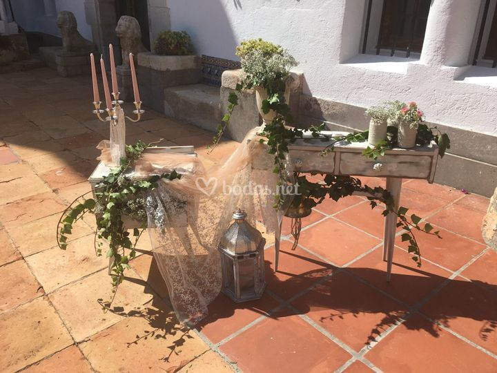 Altar vintage
