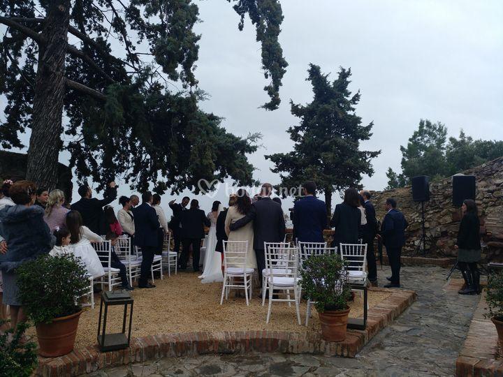 Ceremonias íntimas