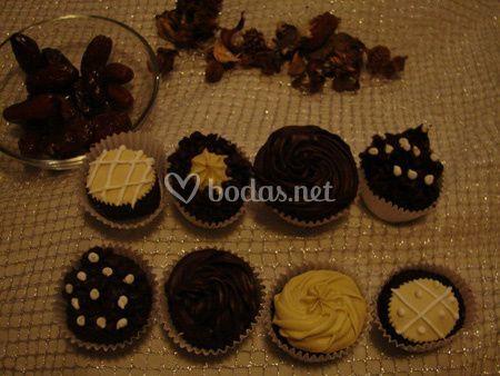 Muffins variados