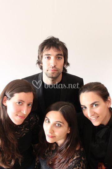 Cuarteto