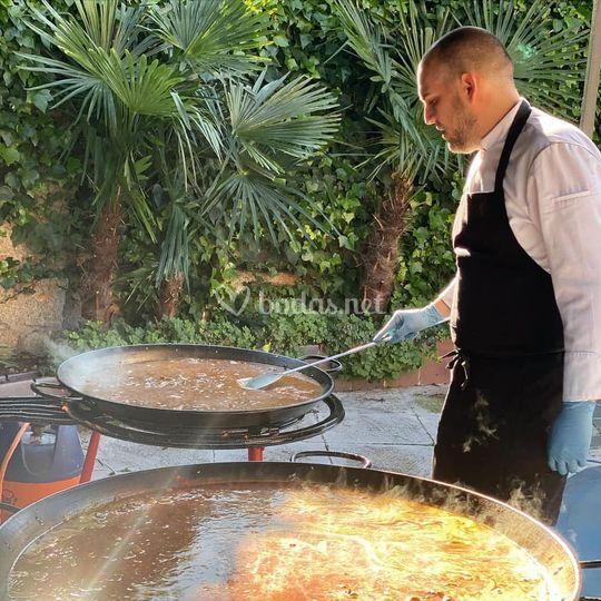 El Madroño Catering