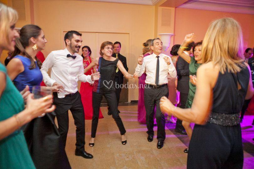 Party in La Gavina