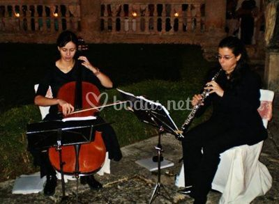 Dúo oboe y cello