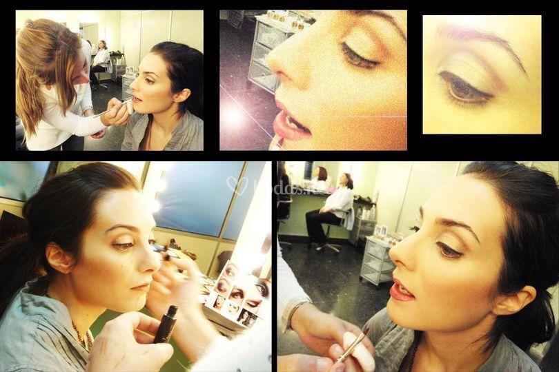 Pruebas Maquillaje