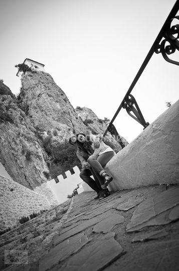 Preboda en Guadalest