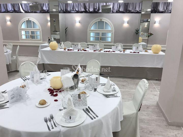 Salón Arnaus Presidencia