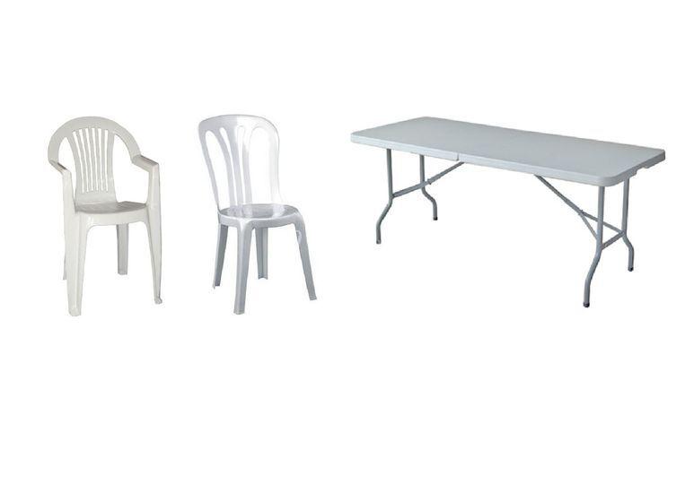 Alquiler sillas Malaga