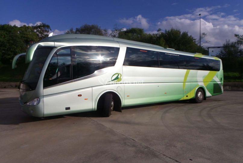 Autobus 60 plazas