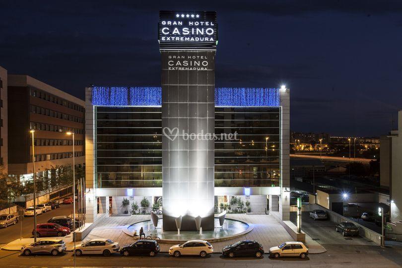 Nh Gran Hotel Casino Extremadu