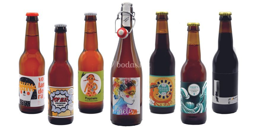 La Maldita Craft Beer