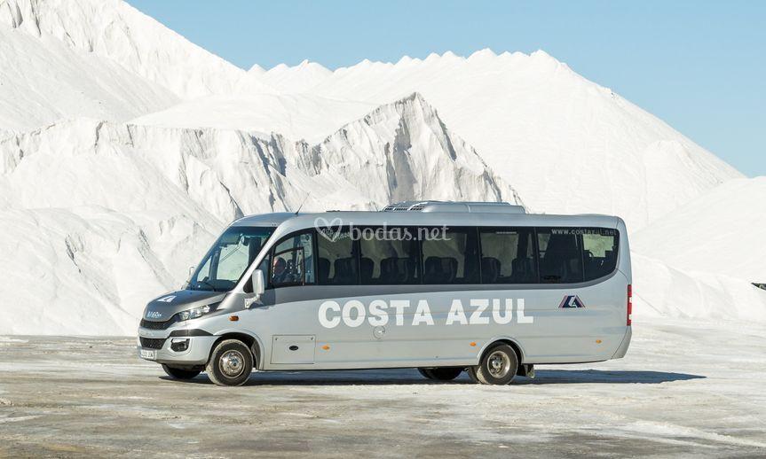 Autocares Costa Azul
