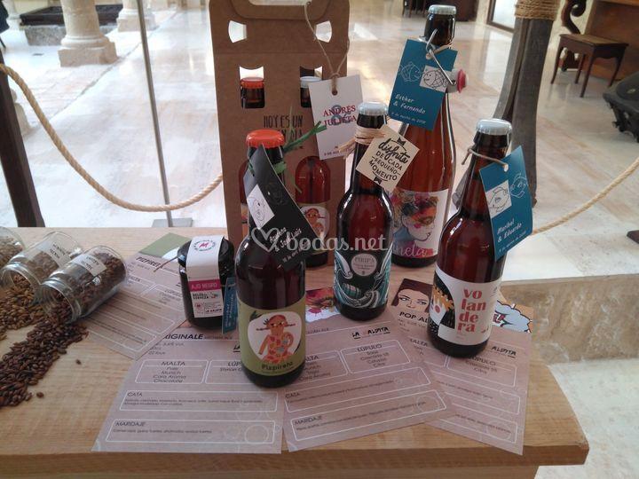 La Maldita - Cerveza artesana