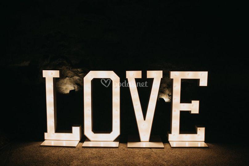 Letras love