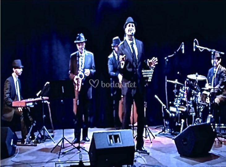 Quinteto con saxo