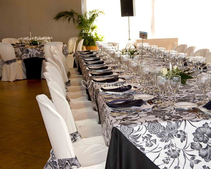 Banquetes boda