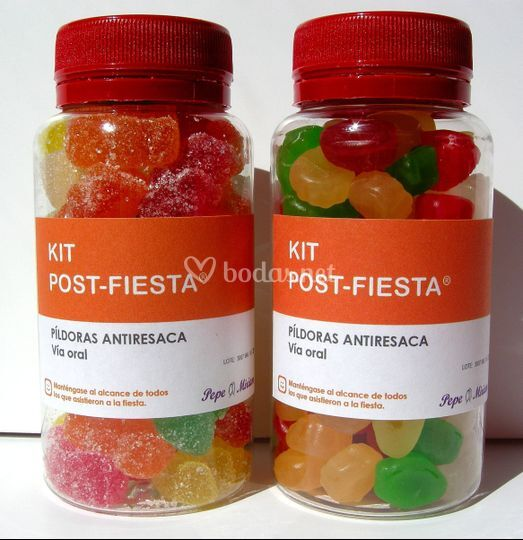 Kit post-fiesta