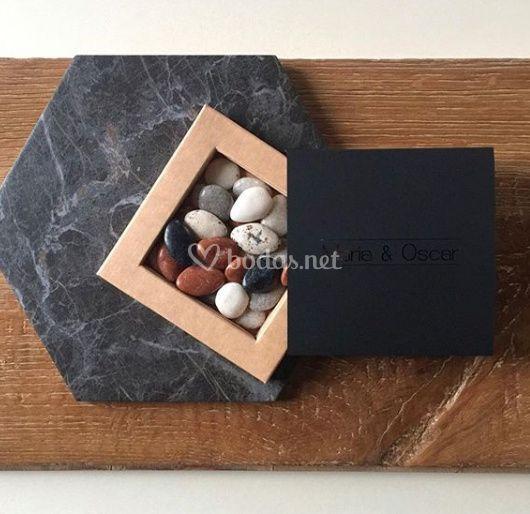 Caja caramelos personalizados
