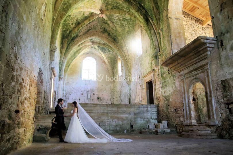 En la abadía