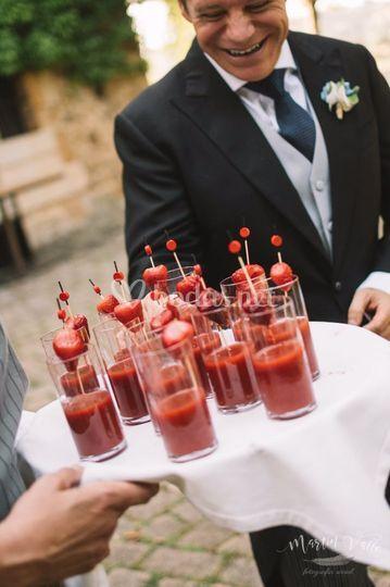 Bloddy mery de fresa