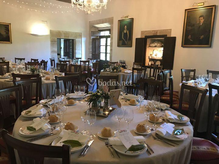 Banquete Palacio Estrada