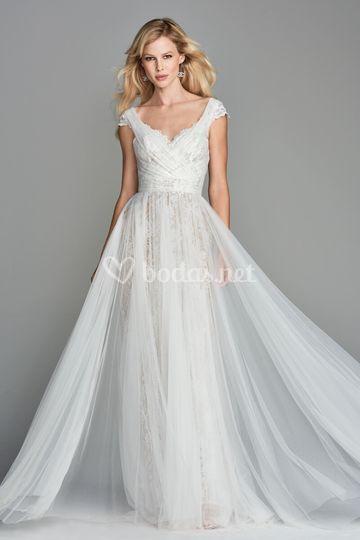 Vestido de novia Fairley