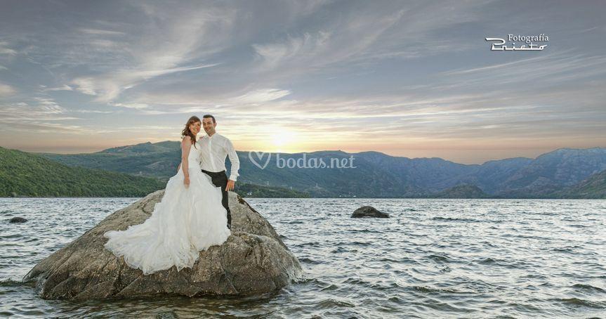 Post Boda Lago de Sanabria