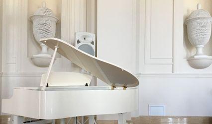 Feelmusic - Piano blanco