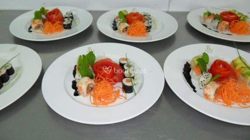Catering y Eventos Sevilla