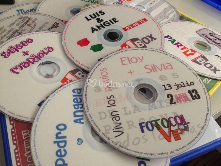Dvd clientes