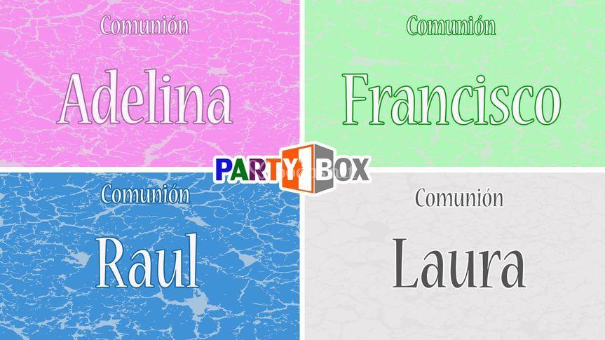 Multievento, comparte partybox