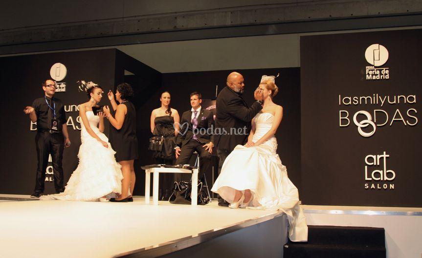 En las mil y una bodas de madrid con últimas tendencias.