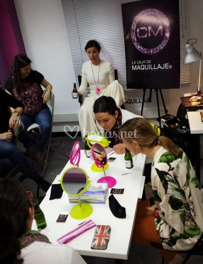 Nuestras famosas beauty party