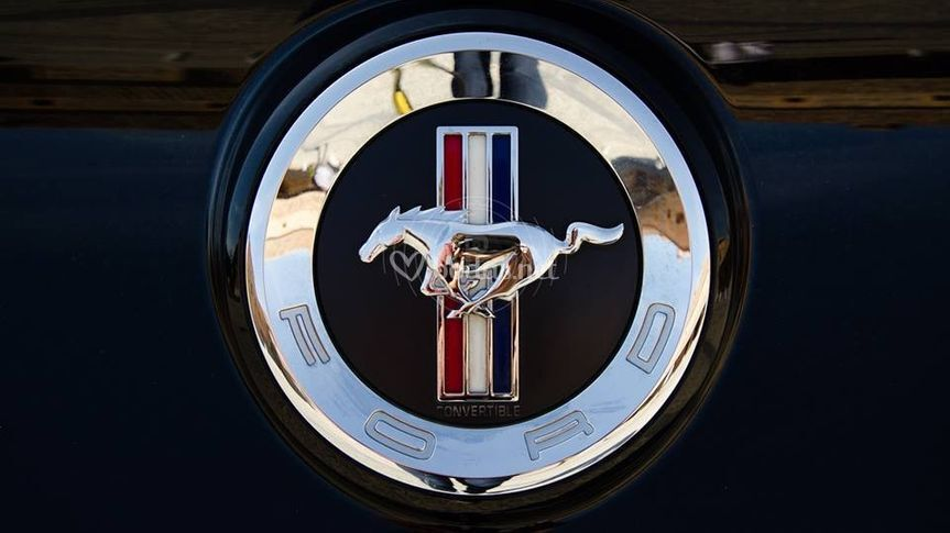 Mustang Cabrio