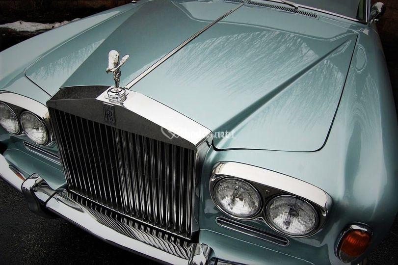Boda Rolls-Royce Chapiteles