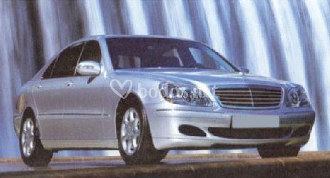 Mercedes Clase S 320