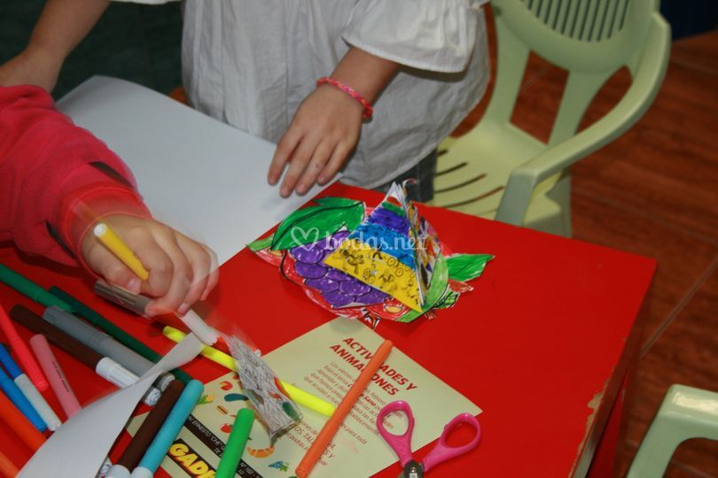 Talleres para niños/as