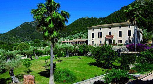 Hotel Rural Monnaber Nou