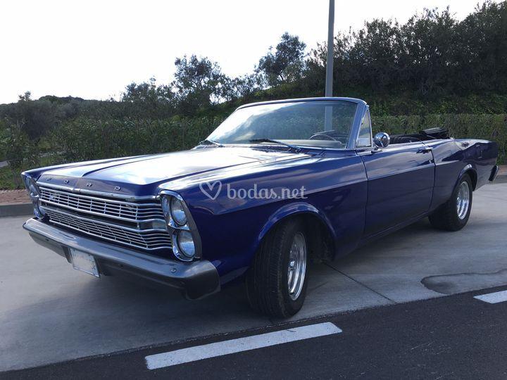Americano, V8, 1966