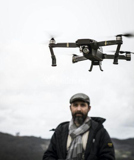 Foto y vídeo con dron