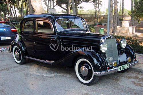Mercedes 1950