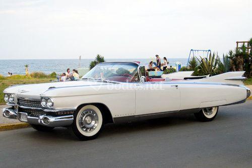 Cadillac el Dorado Biarritz 1959