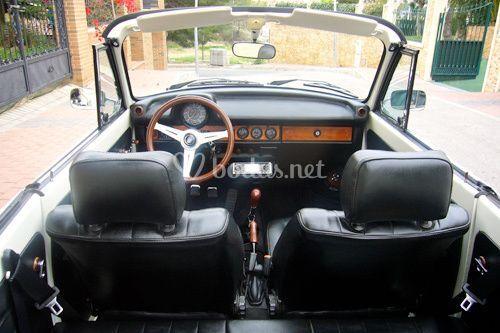 Alquiler de coches. Volkswagen Beetle